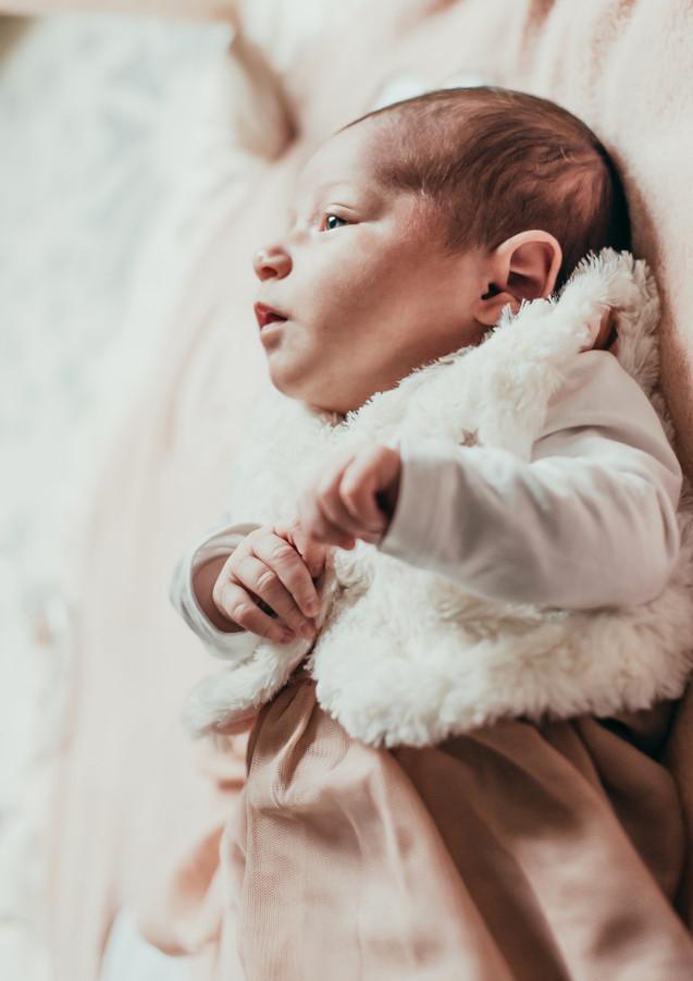 Mistan photographe bébé charente maritime