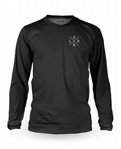 Basic MTB  Jersey L/S BLACK