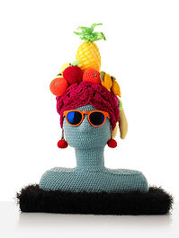 Yarn Art by Helen