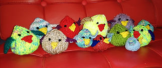 Fringe Feb Birdies