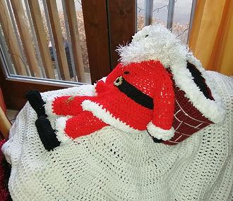 Postbox Santa
