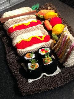 Yarn Snacks