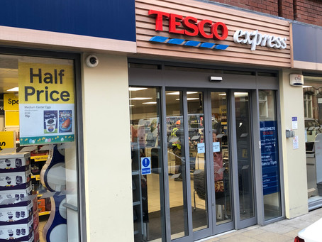 Tesco Express appoint Pudney Shuttleworth in their search for convenience stores