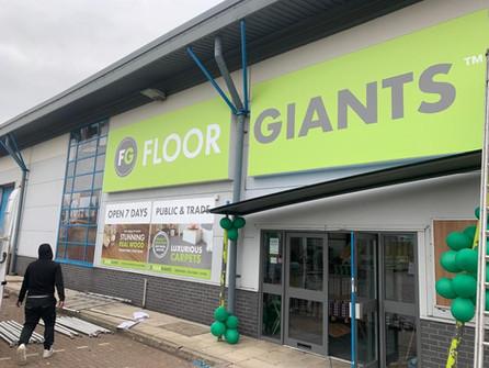 Floor Giants seek stores nationwide