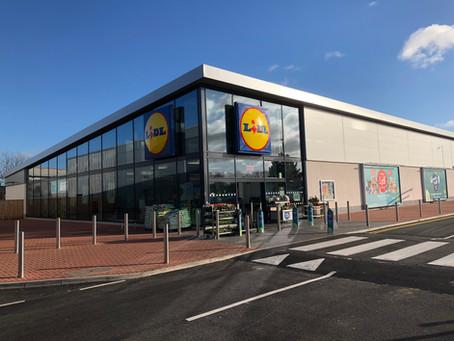 Washington Retail Park rises from the ashes