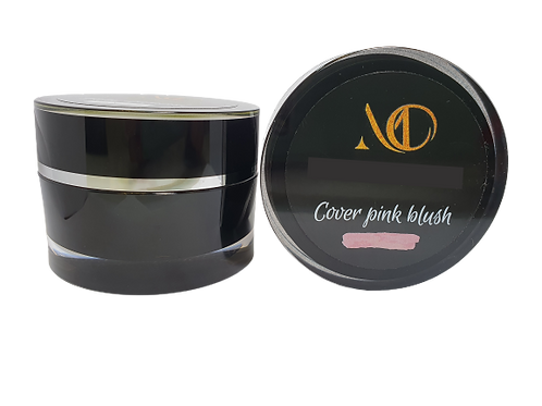 Cover pink blush