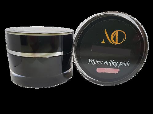 Mono Milky Pink