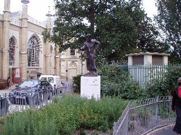 Max Miller Statue