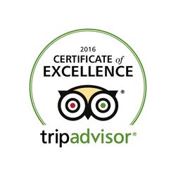trip advisor certificate logo