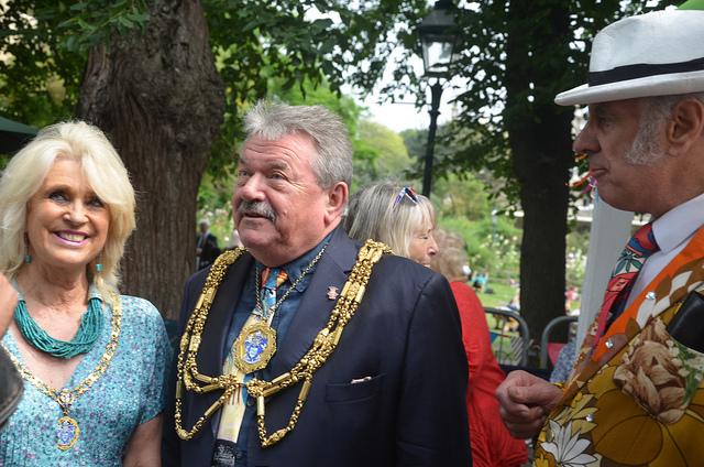 Mayor Bill Randall,Heather & Max.jpg