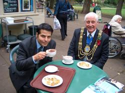 Mayor David Smith & Robert.jpg
