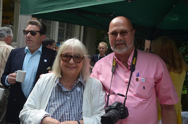 Judy Cornwall & Cliff Manny.jpg