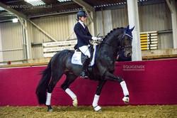 PJT 2017 4-jr Paarden Royal Dallas Sharon Loeffen