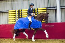 PJT 2017 3-jr Paarden High Hope Emma van den Hooven