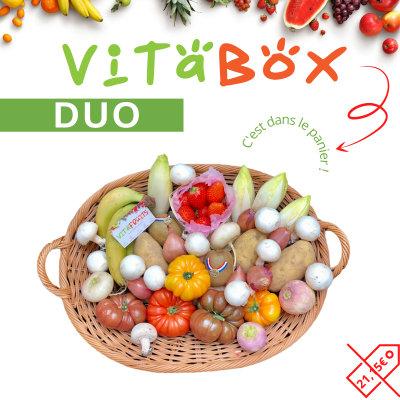 Vitabox Duo - VITAFRUITS