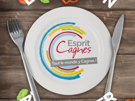 À Cagnes, nos restaurants sont ouverts !