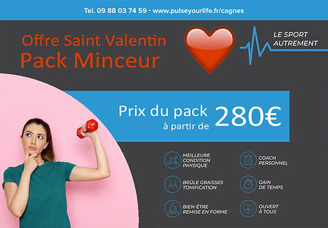 Pack Minceur Cryopulse / Pulse your Life