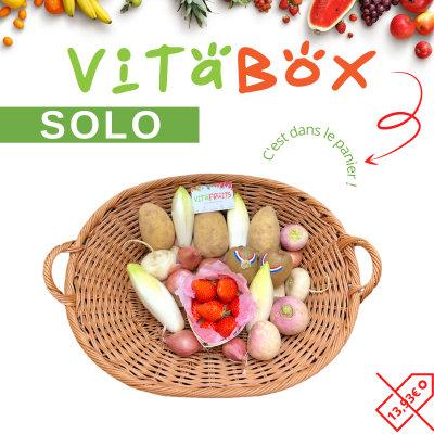 VitaBox Solo -VITAFRUITS