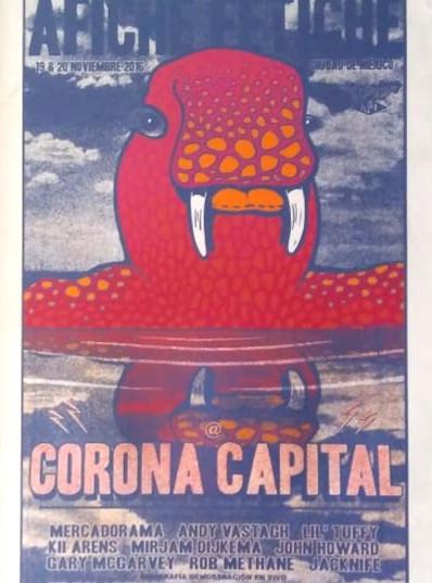 Corona apital