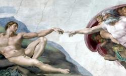 Θεός και Αδάμ