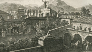 Το συμβόλαιον της οικοδομής 1749 Ιουλίου 23 εις Αθήνας