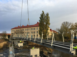 Universitetsbron, Mariestad