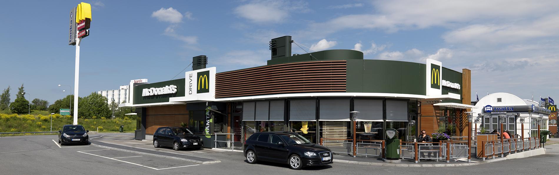 McDonald's Upplands Väsby