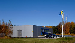 Stenmarks Kontor, Mariestad