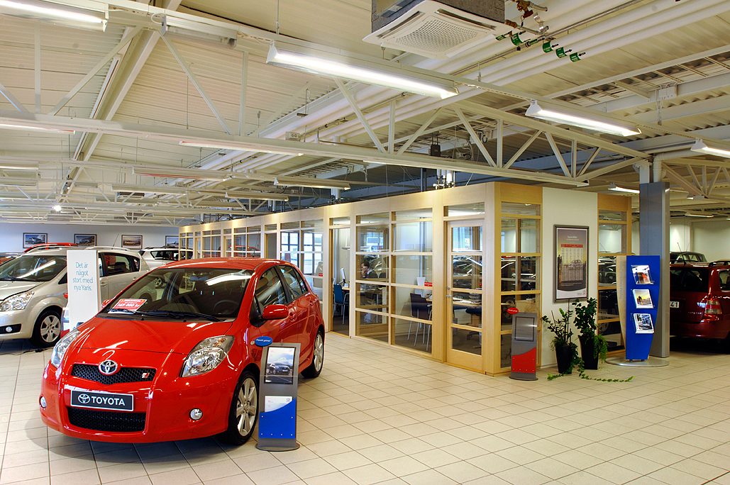 Toyota, Mariestad