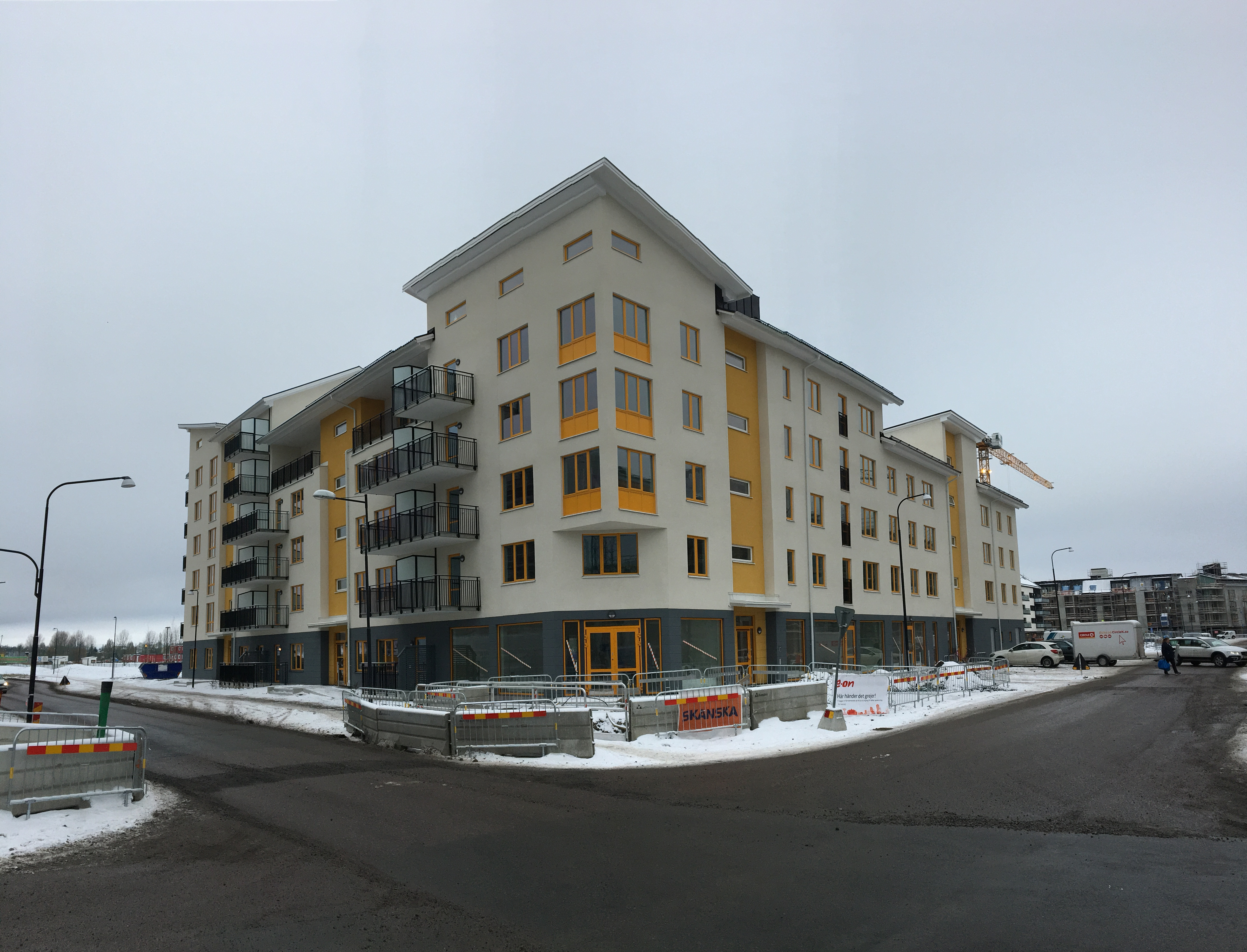 Kv. Åbrodden, Örebro