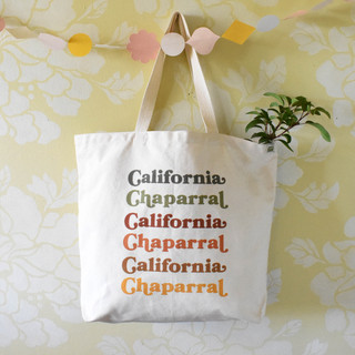 California Chaparral Tote
