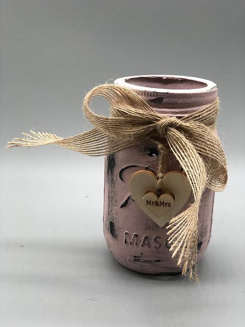 Shabby Chic Jars