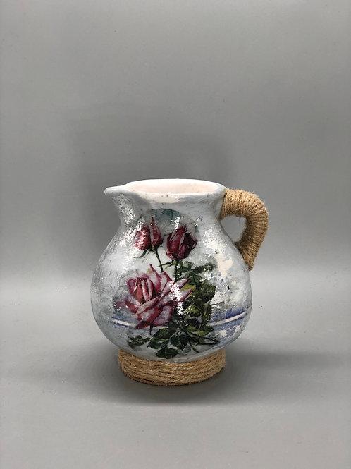 Reclaimed small jug