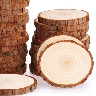 Rustic Wood Slices