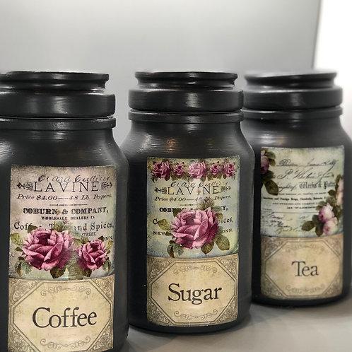 Reclaimed Jar Set (x3)