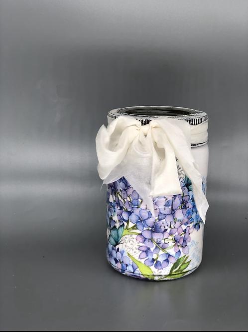 Reclaimed Kilner Jars