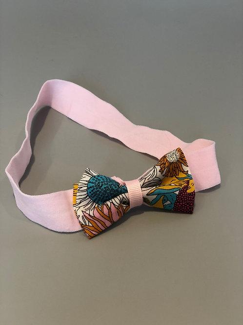 Liberty Print Baby Headband