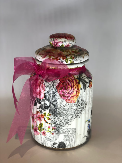 Reclaimed Jar