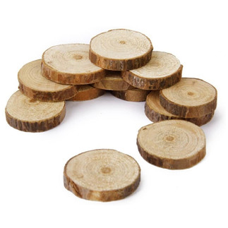 Small Wooden Slices