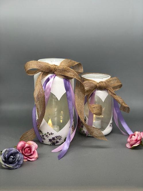 Reclaimed Jar Set (x2)