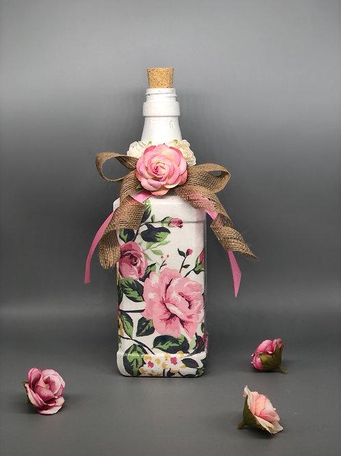 Reclaimed Decorative Bottle