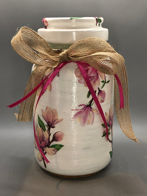 Reclaimed Jar