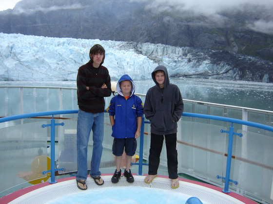 Alaska Appeals to Young & Old