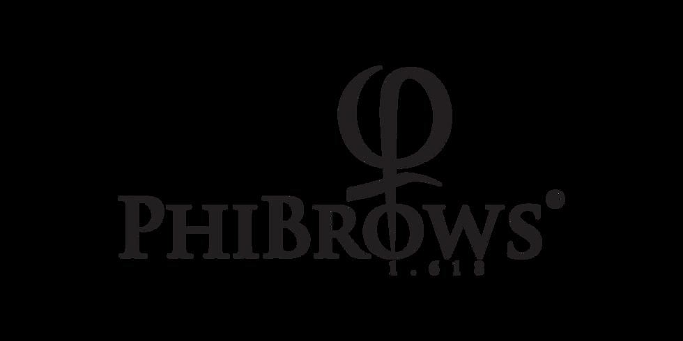 PhiBrows Workshop November Melbourne - Pending Covid Restrictions