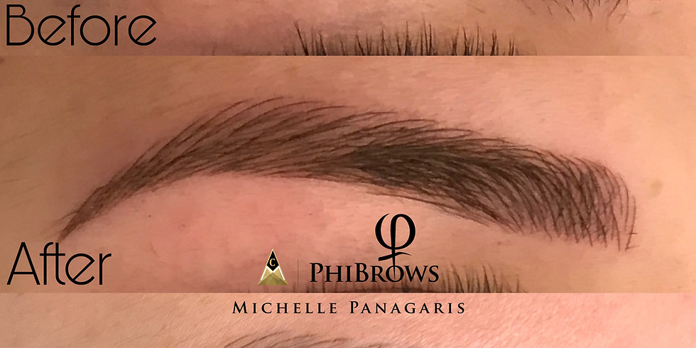 Perfection PhiBrows - MELBOURNE DECEMBER