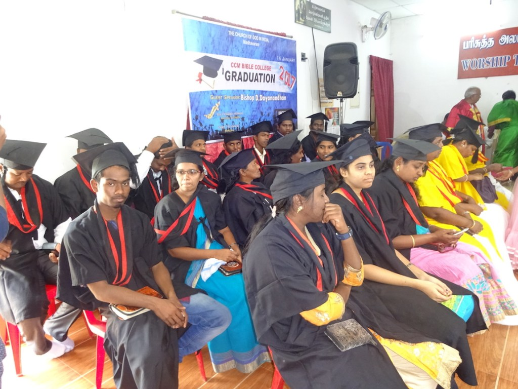 India First Graduation