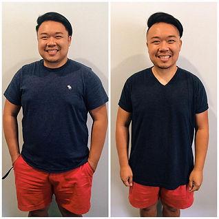weight loss success at shape & skin medical spa & weight loss