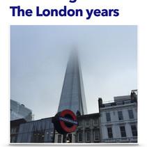 Tom's blog: The London Years
