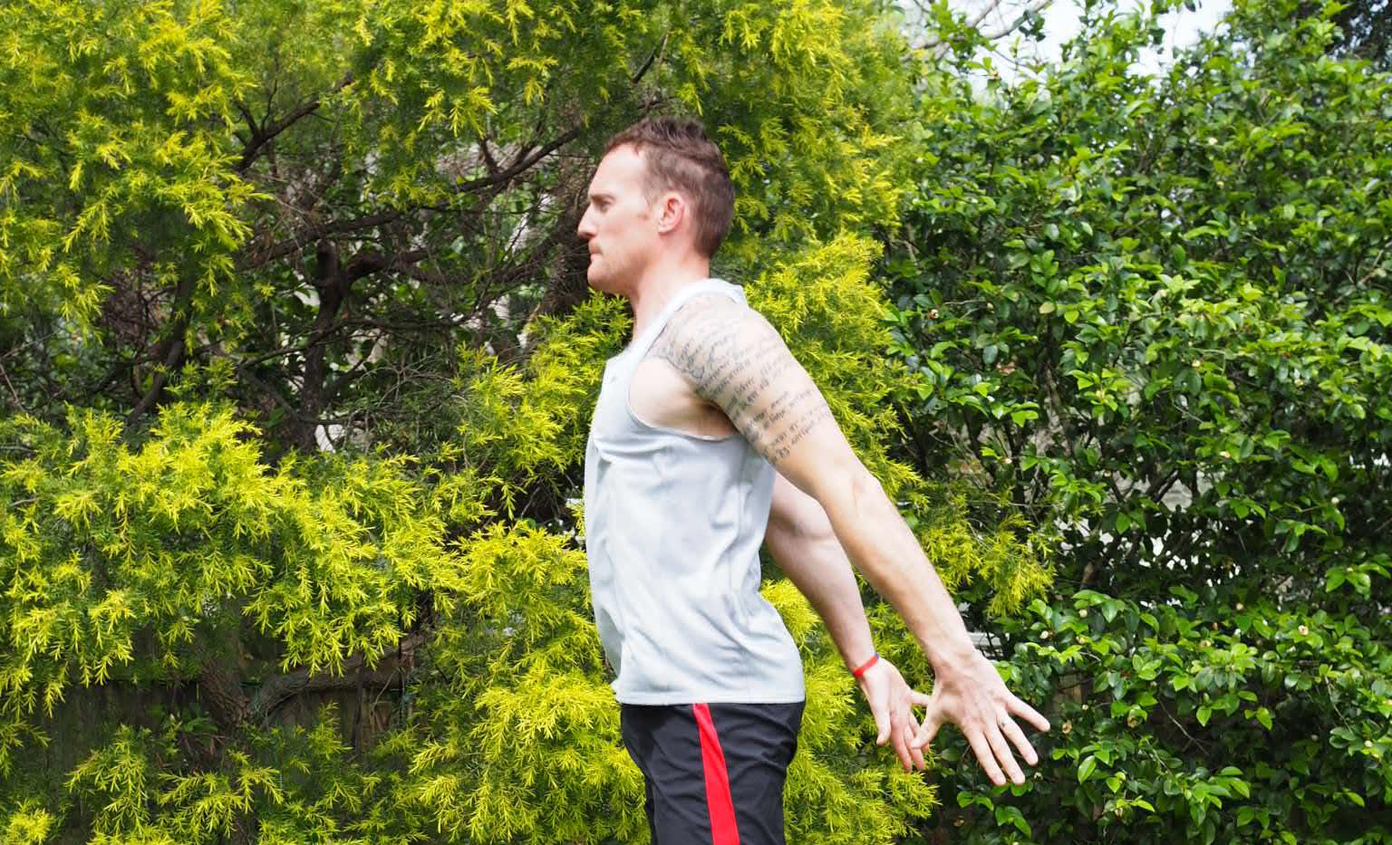 Beginner jump squat 2