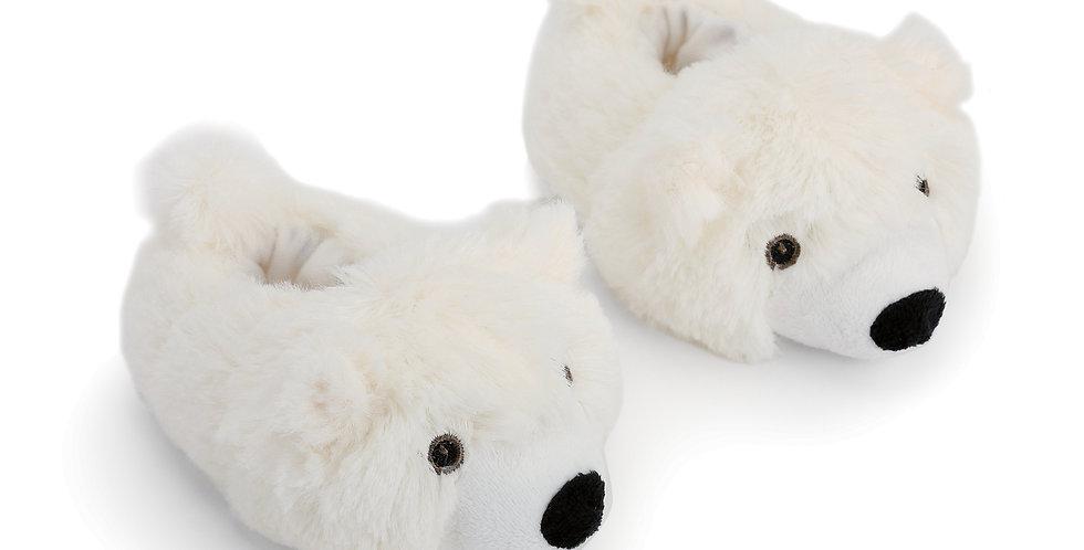 Polar Bear Booties